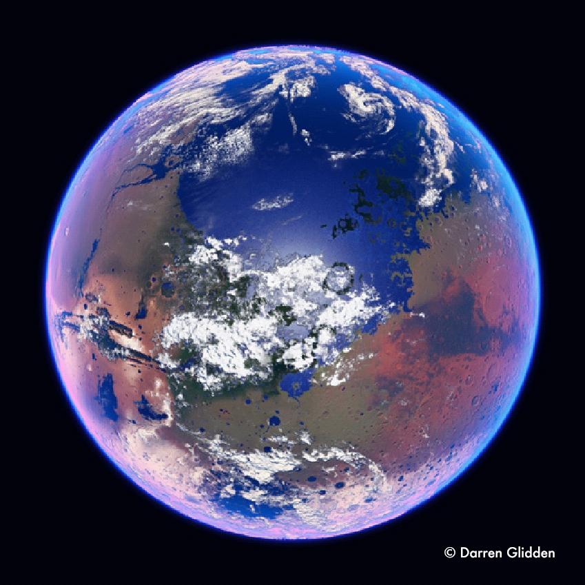 Teraformarea planetelor Blue_mars1